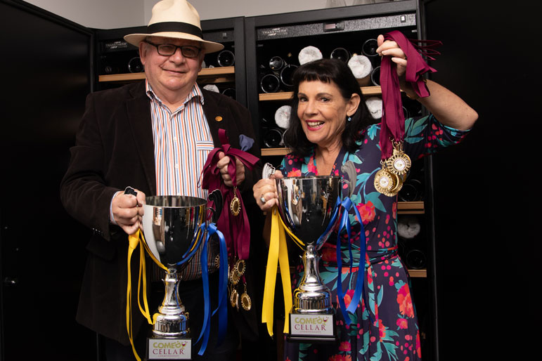 bob-michele-cups-medals